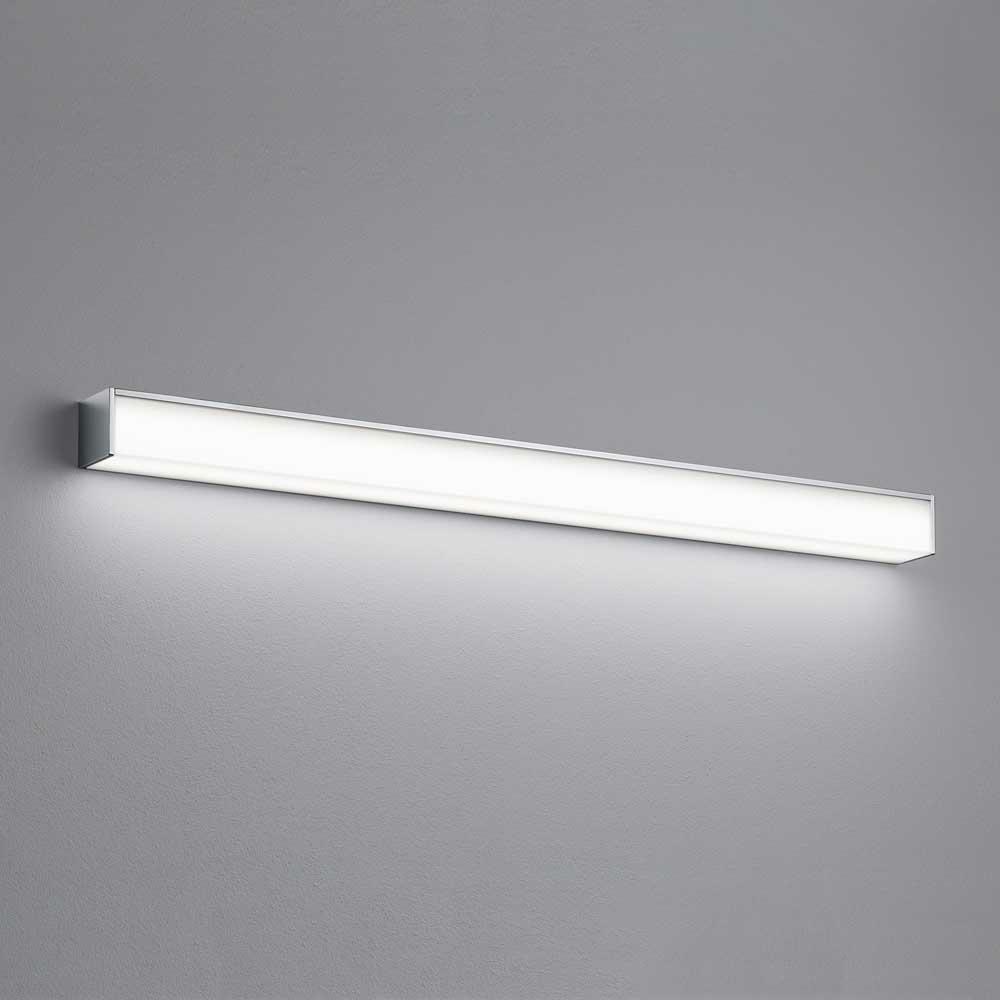 Badezimmer Wandleuchte Deckenleuchte chrom IP44 LED Schlicht