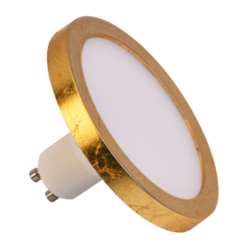 SHYNE | LED GU10 Panelleuchtmittel, 90mm, dimmbar