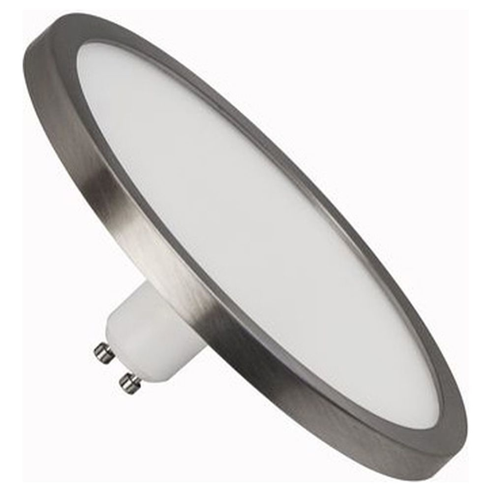 SHYNE LED GU10 Panelleuchtmittel, 145mm, dimmbar in Nickel