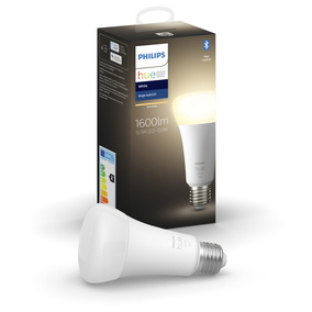 Philips Hue Bluetooth White E27 Einzelpack 1x1600lm