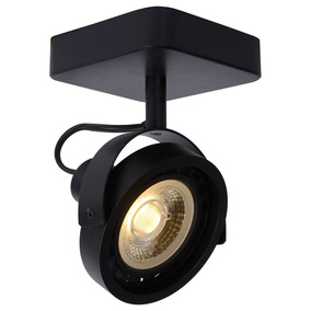 LED Deckenspot Tala in Schwarz 12W 820lm
