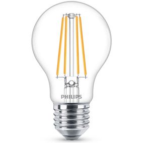 Philips LED Lampe ersetzt 75W, E27 Standardform A60,...