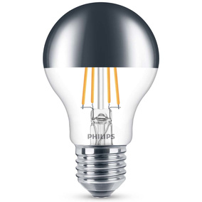 Philips LED Lampe ersetzt 50W, E27 Standardform A60,...