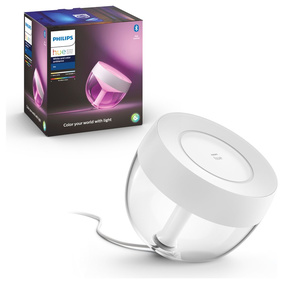 Philips Hue White & Color Ambiance Tischleuchte Iris...