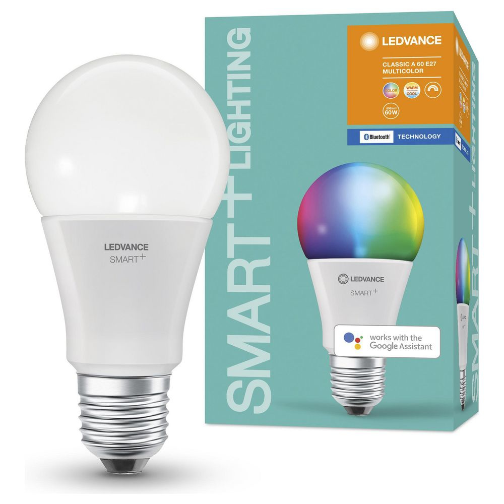Zigbee LED Leuchtmittel E27 9W 806lm RGBW SMART