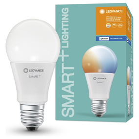 SMART+ Bluetooth LED Leuchtmittel E27 9W 806lm 2700 bis...