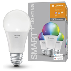 SMART+ LED Leuchtmittel E27 9,5W 1055lm RGBW 3er Set