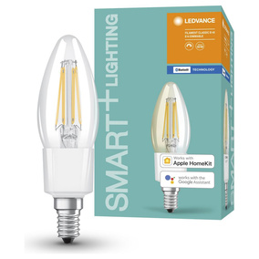 SMART+ Bluetooth LED Leuchtmittel E14 4W 470lm...