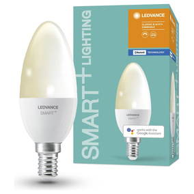 SMART+ Bluetooth LED Leuchtmittel E14 B38 5W 470lm...