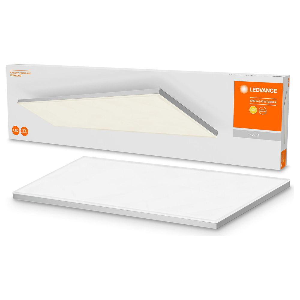LED Panel Planon 40W 3000lm 300x1200mm