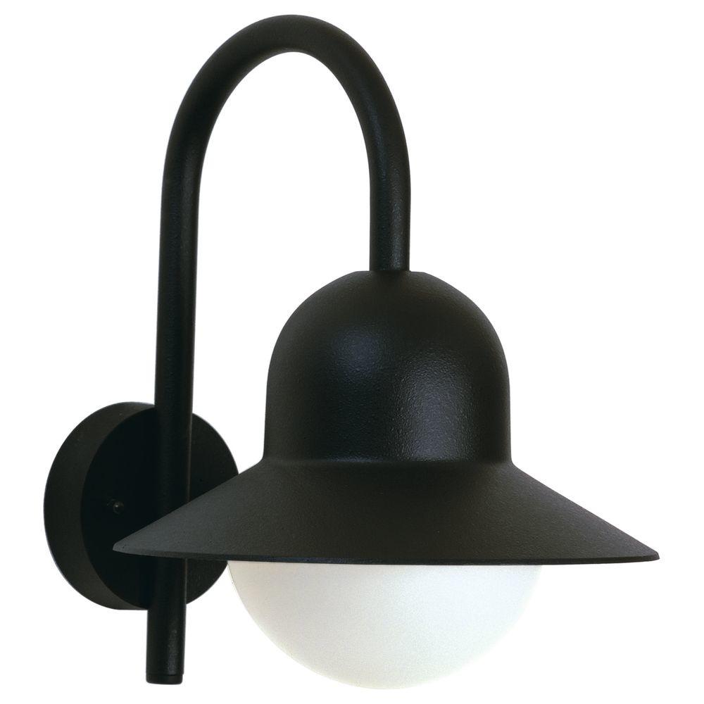 wandleuchte alu schwarz 660662 albert 660662 click. Black Bedroom Furniture Sets. Home Design Ideas