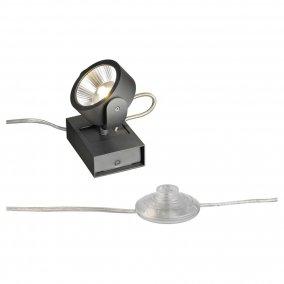 Stroboskope ähneln in der Bauform Aufbaustrahlern, besitzen aber spezielle Lampen, um die Blitzlicht zu erzeugen