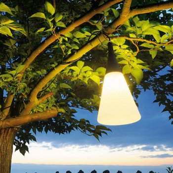 Lampen zur Beleuchtung von Pflanzen soll deren Wachstum fördern.