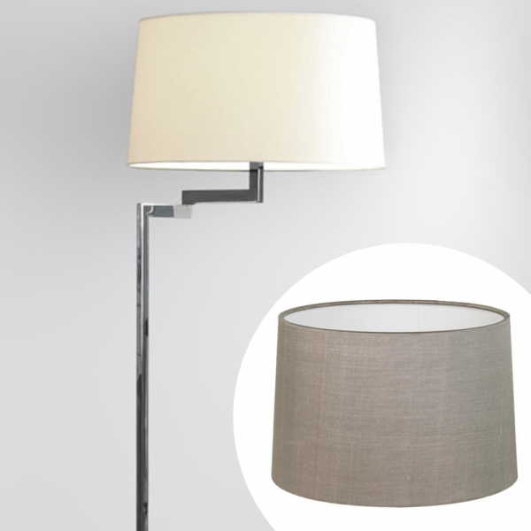 Stehlampe mit Bridgearm