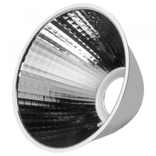 Facettenreflektor einer LED Lampe
