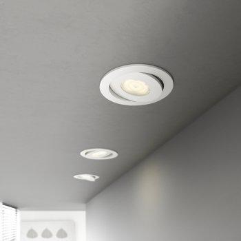 Einzelne LEDs können mit PoE auch als W-LAN Router agieren und so die Daten leicht im Haus verteilen.
