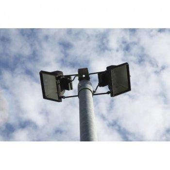 Flutlichtanlage sind aus Stadien nicht mehr wegzudenken.