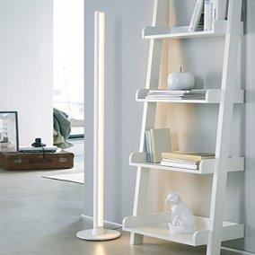 Säulenlampe - eine strahlende Lichtsäule für Ihre Wohnung - click ...