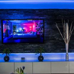 Mit den Philips Hue Apps und Hue-Sync soll sich das Smart Home noch bequemer steuern lassen