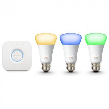Im Smart Home trifft man auch auf laue und gelbe Leuchten, das macht sie aber nicht zum Blaulicht