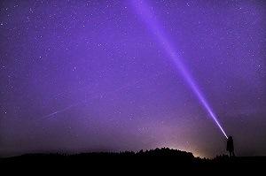 Hellste Taschenlampe Der Welt Click Licht De